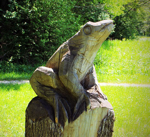 chainsaw-art | Lumber Heritage Region